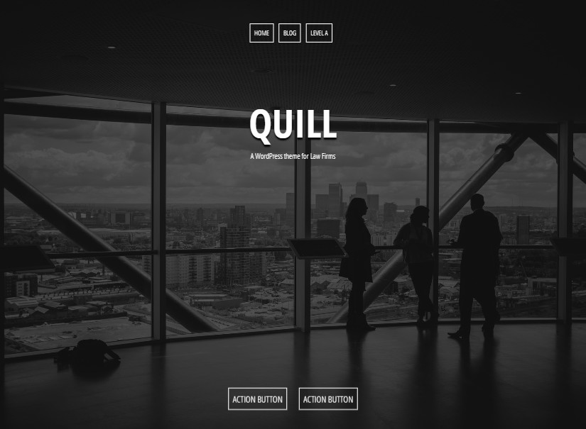Quill - free templates