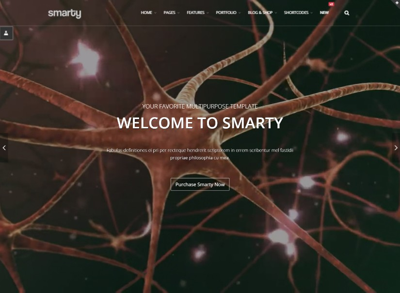 Smarty - Latest HTML Templates