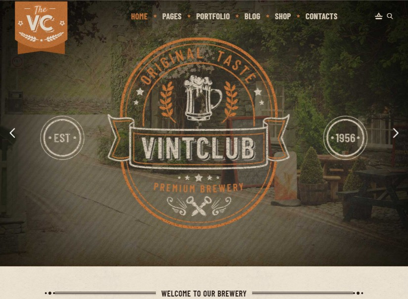VintClub - Retail Wordpress Themes