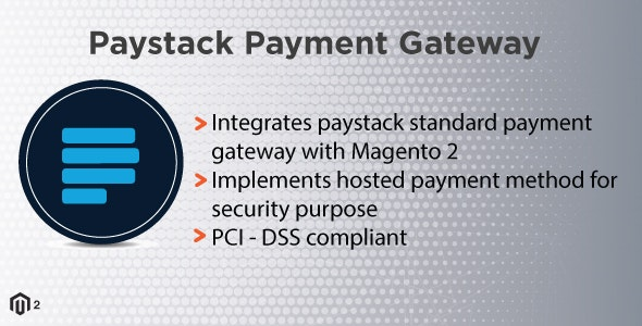 Magento 2 Paystack Payment Gateway